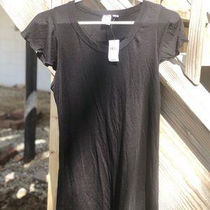 NWT Gap Flutter Sleeve Shift Dress size S